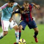 Barcelona suffered their second defeat in a row in La Liga, losing to Celta