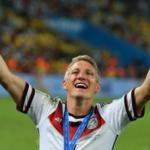 Bastian Schweinsteiger is appointed the new captain of the German national team football