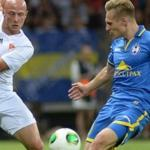 Belarusian FC BATE reached the play-off round of the Champions League