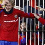 Former CSKA player Milos Krasic can go to one of the Russian clubs