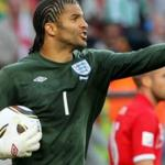 Former England international David James started selling collection of sports Souvenirs