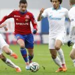 CSKA And Zenit will play in the Central match of the 12th round of the championship of Russia on football