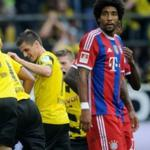 Borussia Dortmund defeated Bayern Munich in the super Cup Germany