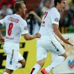 Double Artem Dzuba brought Spartak victory over UVA