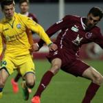 Double Portnyagin brought players Rubin victory over Rostov in the game the Czech Republic