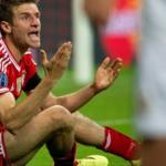 Football Bayern Thomas Muller rejected astronomical offer Manchester United