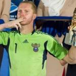 Player Buhlitsky will miss the European Cup beach soccer
