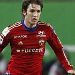 Football CSKA Mario Fernandez was called to the national team Brazil
