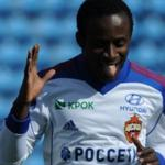 Football CSKA Seydou Doumbia: waiting for the next transfer window to change the club
