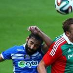 Football Lokomotiv Tarasov: the Coach came into the locker room After the defeat