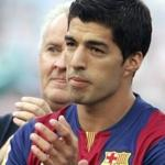 Footballer Luis Suarez: in recent years I wanted to go just in Barcelona
