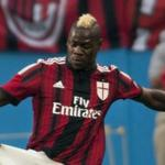 The Milan player Mario Balotelli has confirmed that he was leaving the club