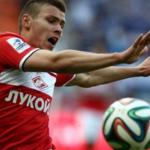 Player Parshivlyuk in the game with CSKA Spartak showed That 0: 4 in Krasnodar - randomness