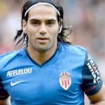 The player Radamel Falcao moved from Monaco to Manchester United on loan