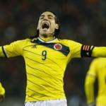 The player Radamel Falcao has moved on loan from Monaco in real