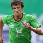 Footballer Roman Eremenko has signed a four-year contract With CSKA Moscow
