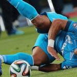 Player Zenith Hulk due to injury will not play in matches against Spartak and Dynamo