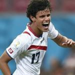 Footballer of the national team of Costa Rica Yeltsin Tejeda may go to the French Evian
