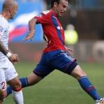 The players of CSKA beat Tula stocks in the championship game of Russia
