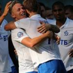 The players of Dinamo beat Hapoel and reached the play-off round of qualifications for the Europa League