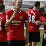 Players Manchester United have won international Champions Cup