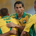 Players Mordovia played a draw with Kuban in the championship game of Russia