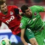 Players Rubin played a draw with Lokomotiv in the championship game of Russia