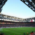 Players of Spartak played a draw with red Star in the opening match of their stadium