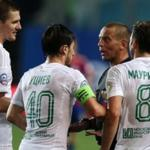 Players Terek won the reserves in the championship game of Russia