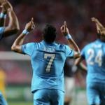 Players of Zenit away in the most defeated Benfica in the Champions League game
