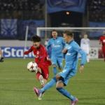 Players of Zenit can't blame the referee for the defeat against Bayer, says expert