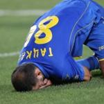 Players of the Russian Rostov could not get into the group stage of the Europa League