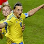 The players of the national teams of Austria And Sweden will meet in the qualifying match of the European-2016