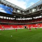 Football club Spartak sold approximately 30 thousand tickets for the opening game stadium