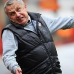 Head coach of FC Lokomotiv Leonid Kuchuk does Not wish to attend team training