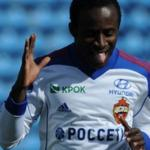 Goal Doumbia penalty brought CSKA win over Mordovia in the championship game of Russia