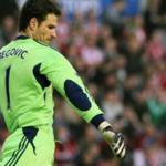 Goalkeeper asmir Begovic, who scored a goal with 91 meters, officially got into the Guinness Book of records