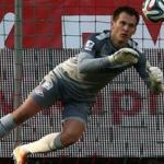 Goalkeeper Spartacus Rebrov: I understand that the first number in the team is Akinfeev