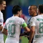 Grozny Terek beat Mordovia in the game of the championship of Russia on football