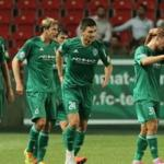 Grozny Terek played a draw with Rubin in the game of the championship of Russia on football