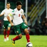 The player of FC Kuban and the national team of Bulgaria Popov because of a broken cheekbones will miss the Match of the European CHAMPIONSHIP qualification