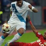 Key points of the Champions League Zenit - Bayern
