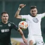 Krasnodar will play away to Wolfsburg in the game of the group stage of Europa League