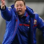Leonid Slutsky: this season CSKA went to the Champions League finish better than last