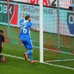 Lokomotiv failed to reach the group stage of the Europa League, conceding 4 goals from Apollo