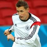 The best scorer in the history of the world Cup Klose finished his career in Germany