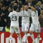 Real Madrid and Borussia Dortmund have secured a place in the 1/8 finals of the Champions League