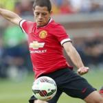 Real Madrid announced the transfer of the player in football Manchester United Javier Hernandez