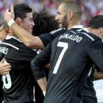 Real Madrid defeated Granada and became the leader of the championship of Spain