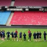 Youth national team of Russia on football team will play against Denmark in the qualifying tournament of Euro-2015
